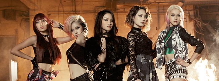 FAKY releases mini album; ceases activities until 2015