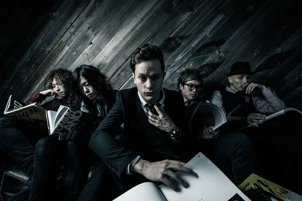 coldrain releases their latest album overseas
