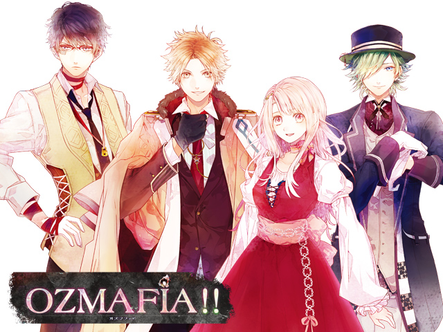 Otome game Ozmafia!!  is receiving an English localization