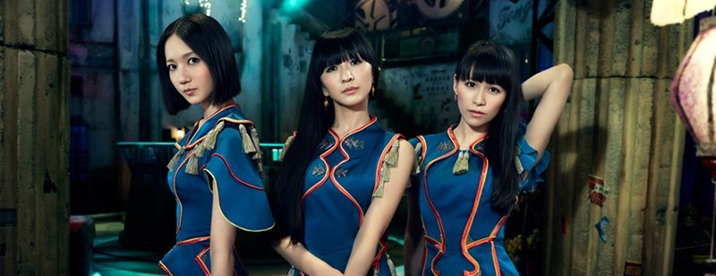 Perfume WORLD TOUR 3rd Announced