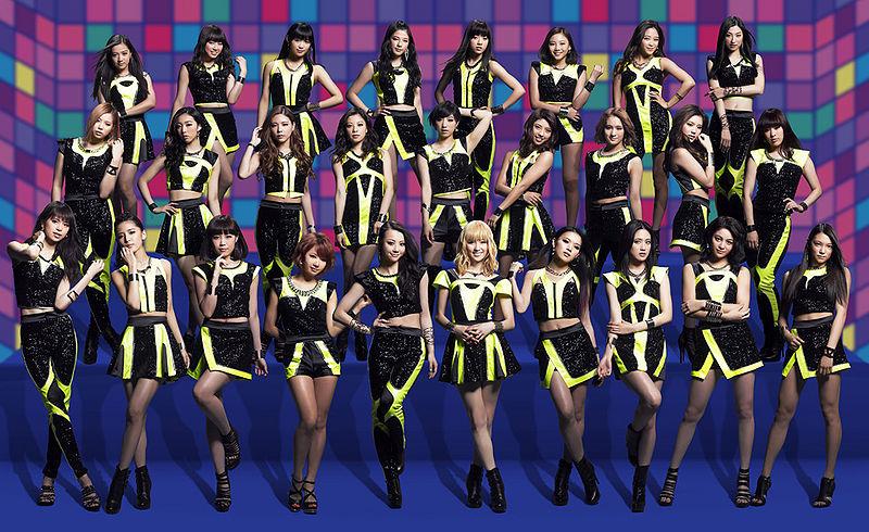 E-girls release E.G. Anthem -WE ARE VENUS- pv!