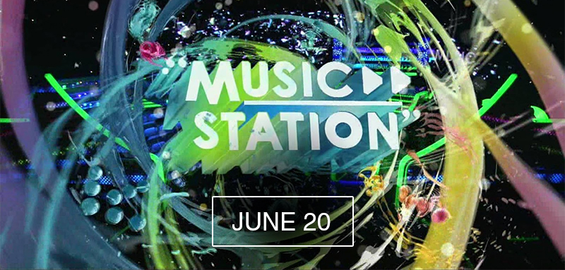 Music Station Performances (June 20th)