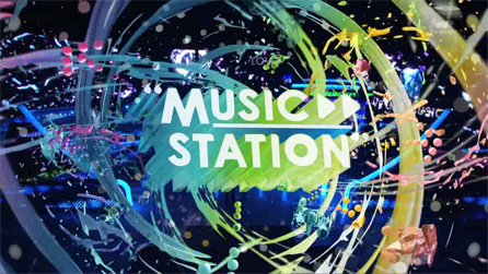 The July 11th broadcast of Music Station… didn't have an audience?
