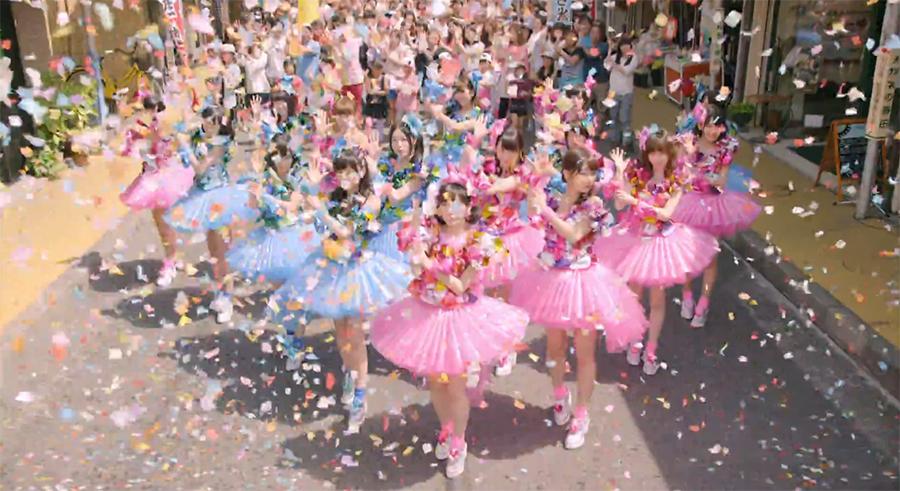 Mayuyu centers new AKB48 PV 'Kokoro no Placard'