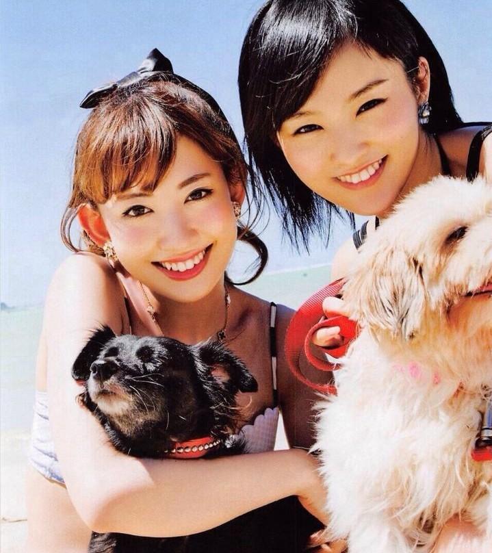 Haruna Kojima blinds everyone with her beauty in new AKB48 photo book, 'AKB48 no Inu Kyoudai'