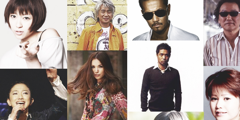 Top 10 best Japanese singers as chosen by industry professionals