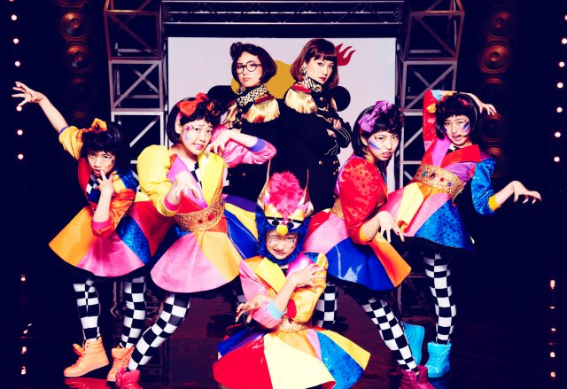 TEMPURA KIDZ vs. charisma.com in new 80s inspired video for 'Miirakiraa'