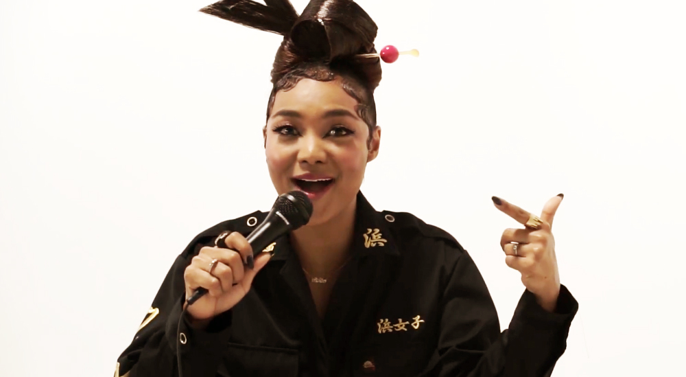 Crystal Kay posts behind the scenes video for 'Dum Ditty Dumb'