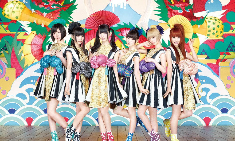 Dempagumi.inc combine modern and tradition in new PV 'Chururi Chururi ra'