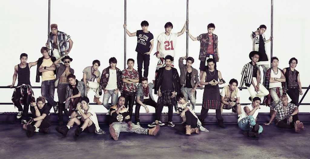 EXILE TRIBE reveals PV to 24WORLD