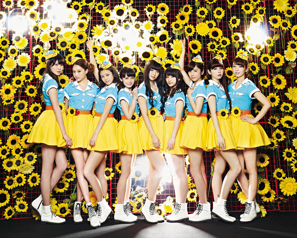 PASSPO☆'s new single 'Himawari' out August 20th