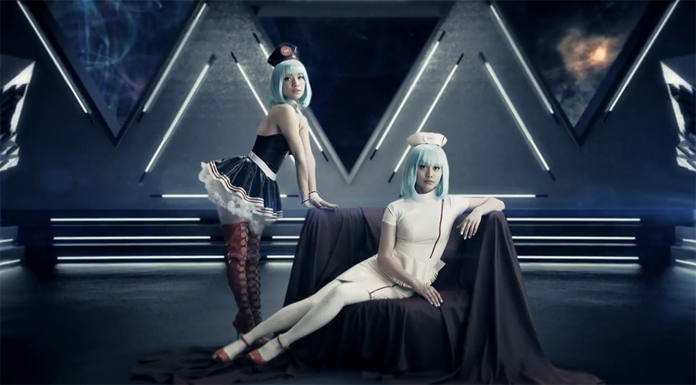 'Party All Night' with FEMM in new PV