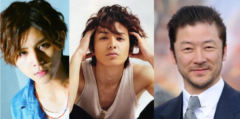 "Ikuta Toma to star in movie adaptation of Isaka Kotaro's ""Grasshopper"""