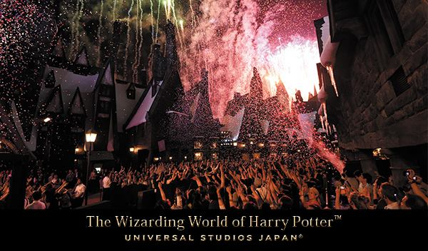 The Wizarding World of Harry Potter Opens at Universal Studios Japan