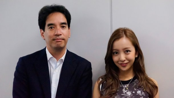 Japan wants Tomomi Itano to spread her SWAG worldwide