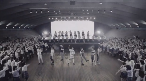 Kanjani8 Drops 'Omoidama' FULL PV ft High School Winds Corps