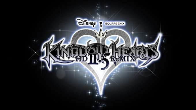 Kingdom Hearts HD 2.5 visual comparison trailers are up