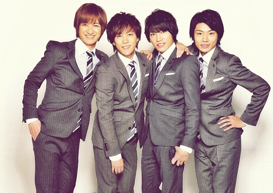 Kis-My-Ft2's Four Back Members (Busaiku) Finally Get Their Due