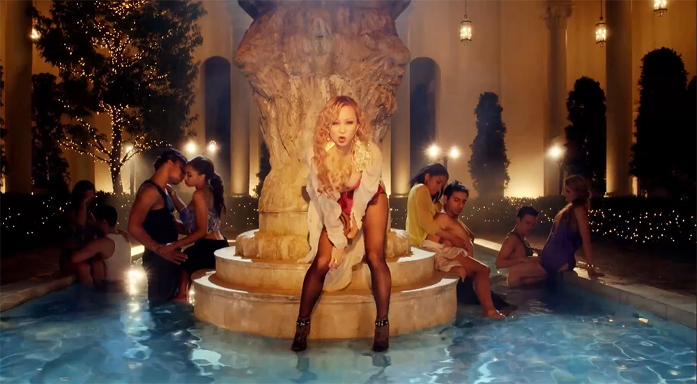 Another Koda Kumi post: new pachinko-exclusive song teaser