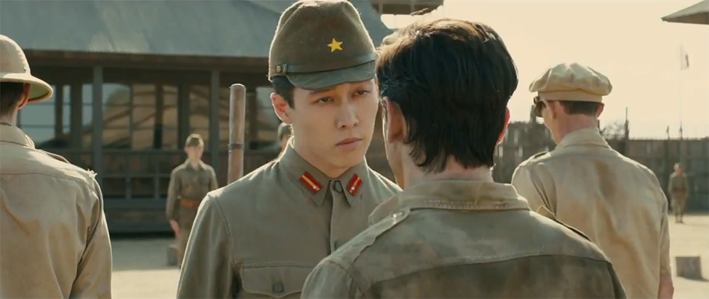 First Trailer For Angelina Jolie's UNBROKEN with Miyavi