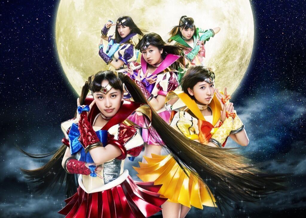 Momoiro Clover Z releases PV for 'MOON PRIDE'