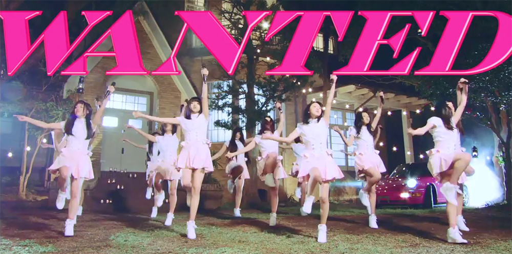 Pink Lady idol cover group debuts