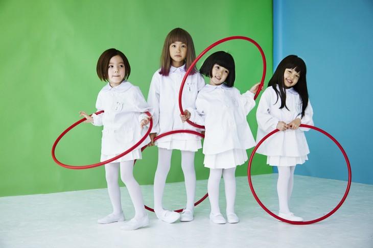 """Akai Koen reveals the cover and tracklist for their new album """"Moretsu Rythmique"""""""