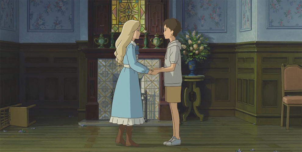 Studio Ghibli's When Marnie Was There full trailer released