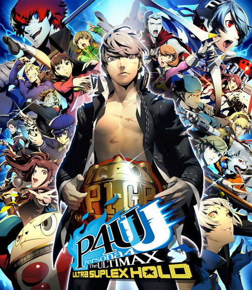 Two New Persona 4 Arena Ultimax Trailers Released