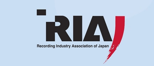 The Recording Industry Association of Japan Releases Its Download Certifications for August