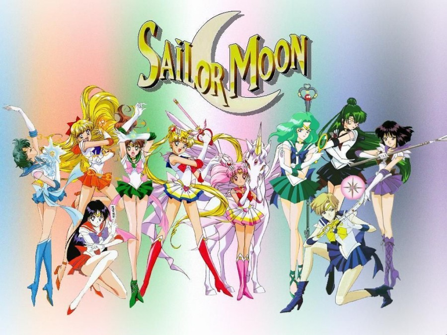 Viz reveals new Sailor Moon cast and DVD details. Yes Johnny Yong Bosch is in it.