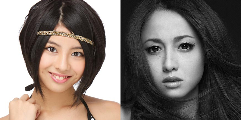 SUPER GIRLS' Mirei Tanaka shocked by Erika Sawajiri's sexiness