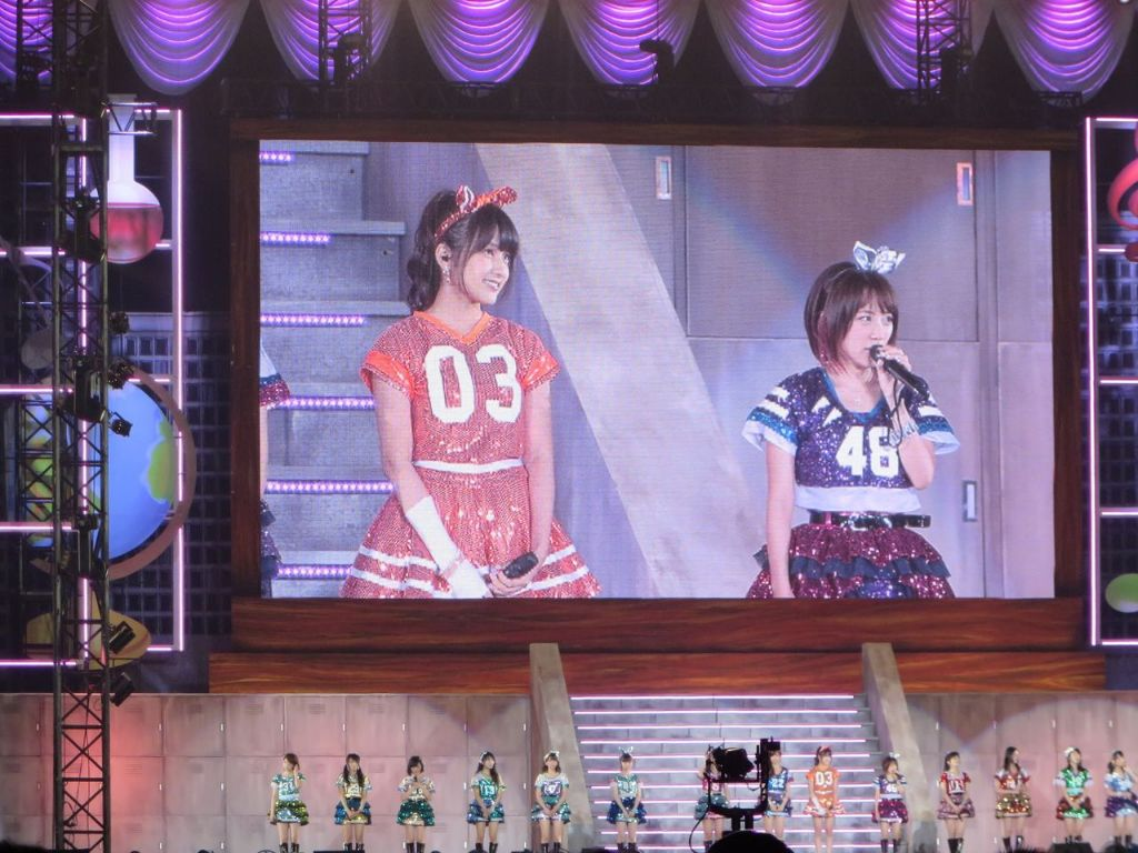 Anna Iriyama performs again after May 25th's handshake event attack