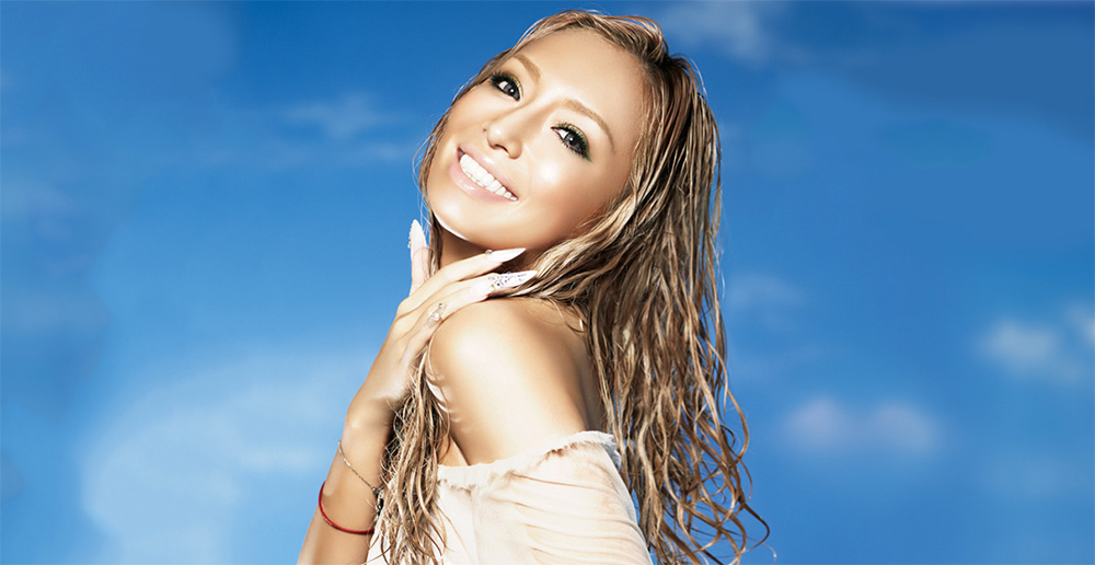 Ayumi Hamasaki does the ALS Ice Bucket Challenge