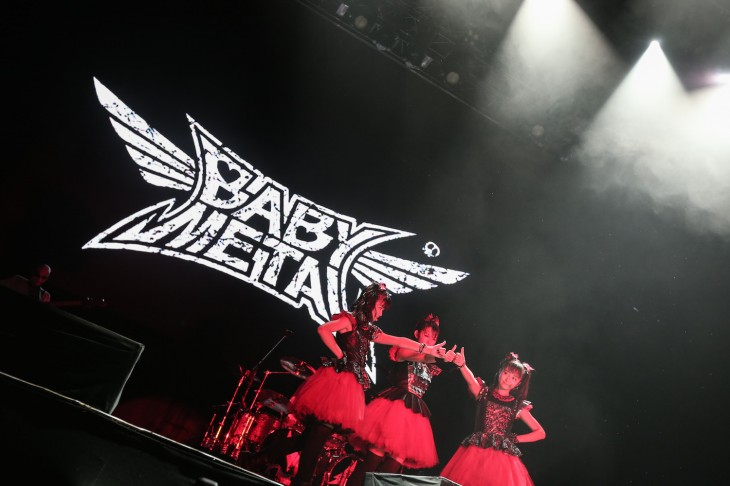 BABYMETAL's 'Back in the USA / UK Live Tour 2014' announced