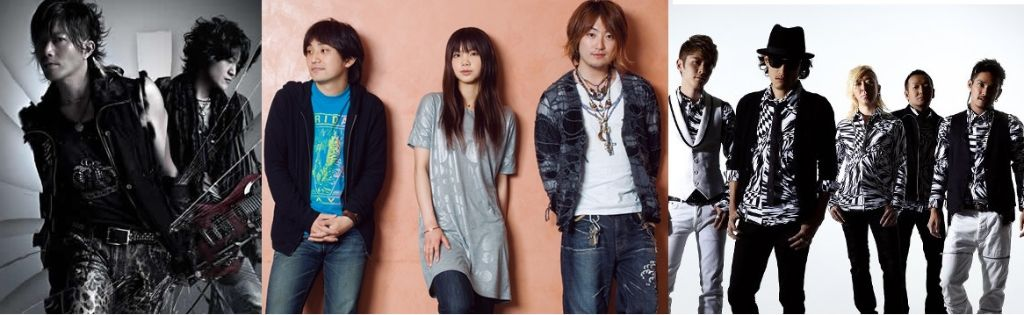 Ikimonogakari, FLOW, and GRANRODEO to sing for 'The Seven Deadly Sins'