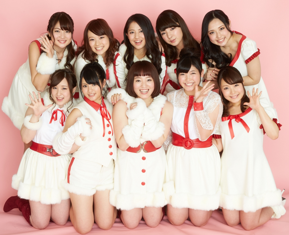 New Avex idol unit Chubbiness debuts with 'Manmadeiya!'