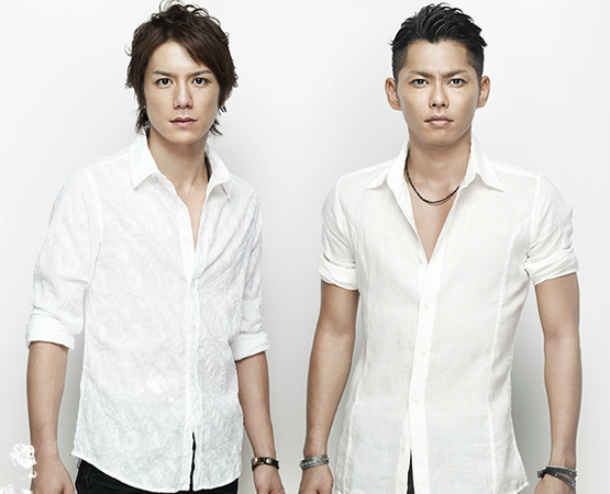 Tackey & Tsubasa reveals steamy covers for summer single 'Dakinatsu'