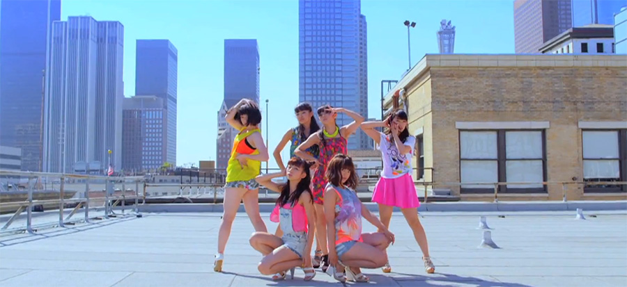 Fairies release 'BLING BLING MY LOVE' PV