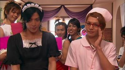 دانلود سریال ژاپنی Ouroboros