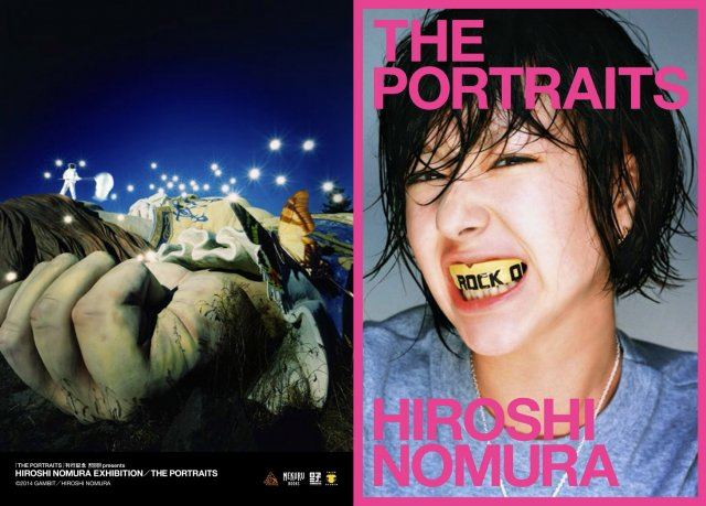 Japan's Biggest Talents featured in Hiroshi Nomura's Memorial Exhibition and Photobook
