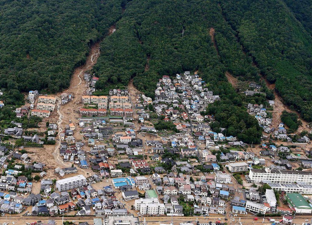 Hiroshima-born celebrities react to local disaster