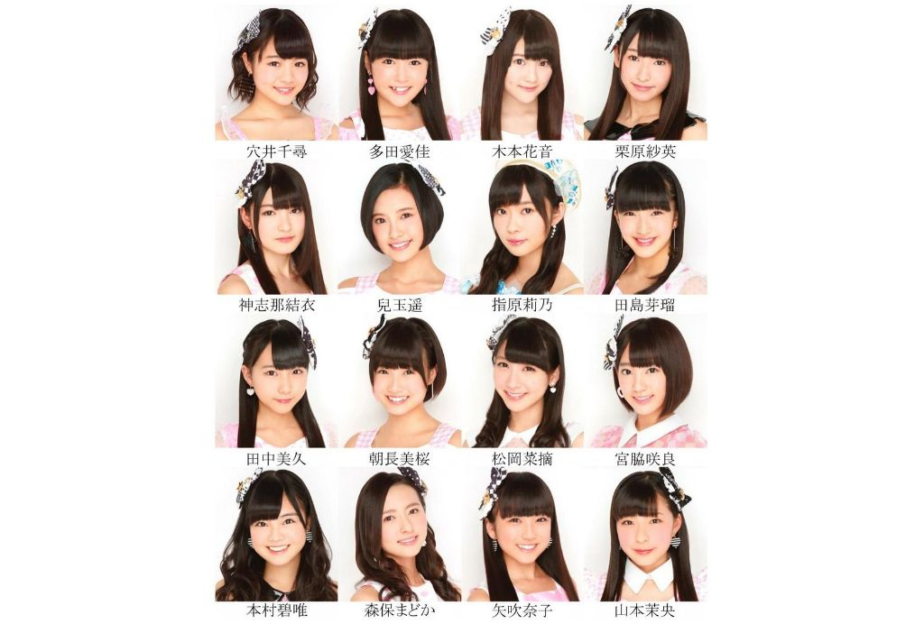 HKT48's lineup for new single has been decided: new center is Haruka Kodama!