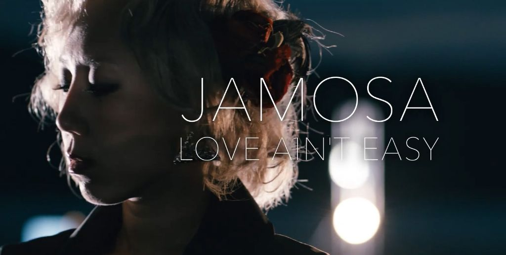 JAMOSA releases PV for 'LOVE AIN'T EASY'
