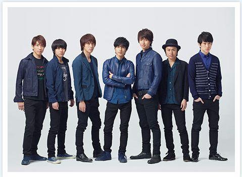 Kanjani8 Celebrates 10 Years – Parodies Arashi, Creates own JE medley