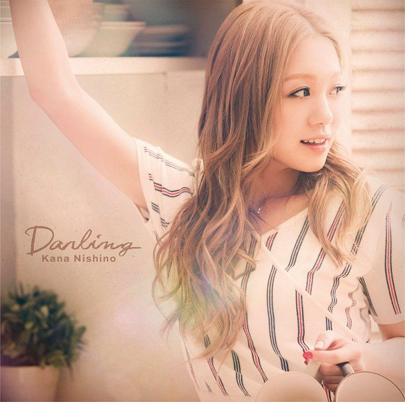 Nishino Kana is a 'Darling' in new PV