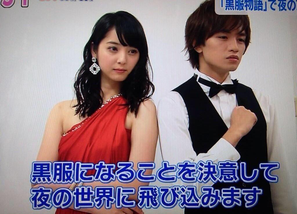 Nakajima Kento pairs with Sasaki Nozomi in 'Kurofuku Monogatari' drama