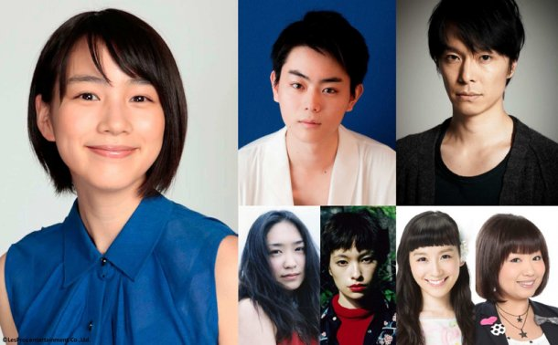 First Princess Jellyfish Trailer and poster unveiled