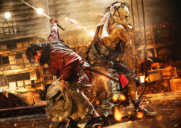 Rurouni Kenshin: The Legend Ends Movie Trailer Released