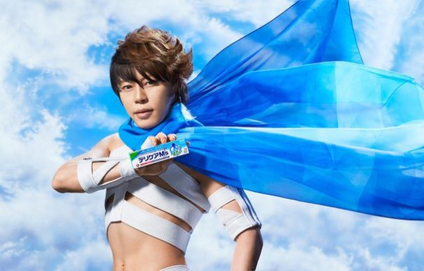 T.M. Revolution's PV for crotch song 'Phantom Pain' is out